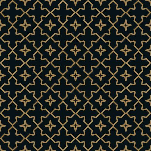 elegante lijn ornament patroon naadloze patroon voor achtergrond, w