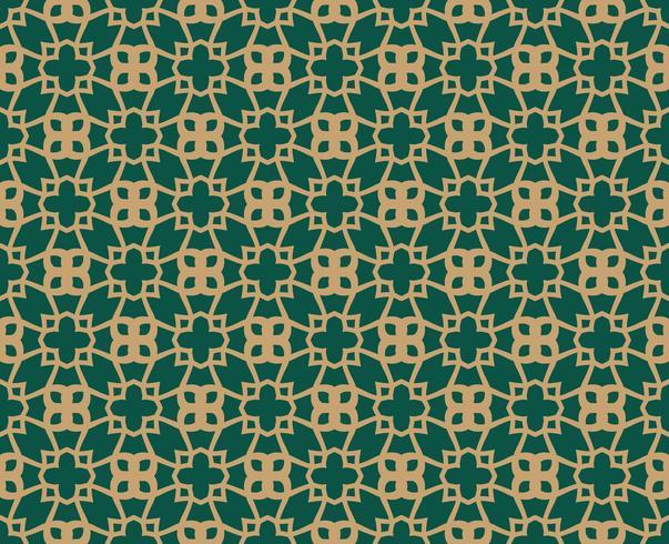 adorno decoración de fondo sin fisuras patrón vector