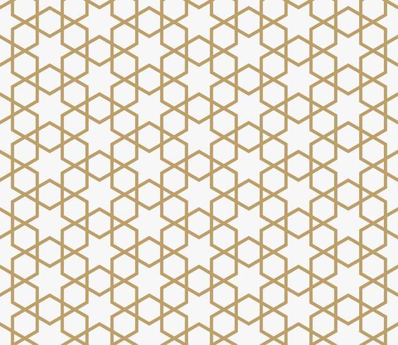 Patrón geométrico abstracto con líneas. Un vector transparente centrico
