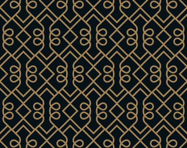 Nahtloses Muster. Grafik zeichnet Verzierung. Stilvolles mit Blumenbackgro