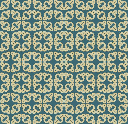 Abstract ornament seamless pattern background.