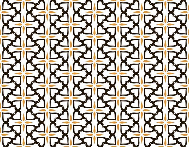 adorno decoración de fondo sin fisuras patrón