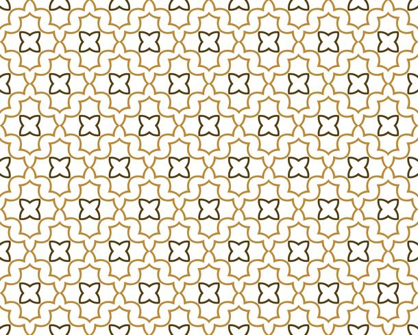 Abstract seamless geometric pattern background with lines, orien vector