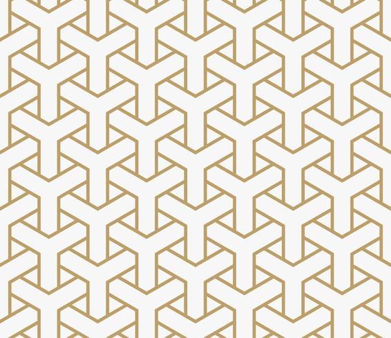 Modello geometrico astratto con linee. Un backgro vettoriale senza soluzione di continuità