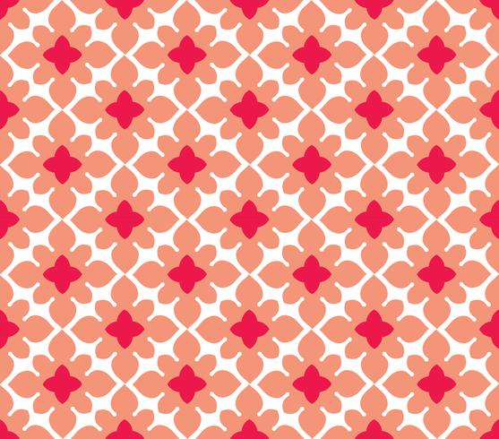 Vector floral seamless pattern, vector repeating texture backgro