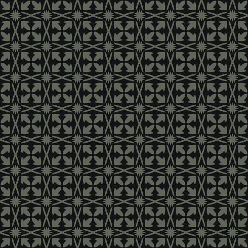 eenvoudige sieraad naadloze patroon achtergrond vector