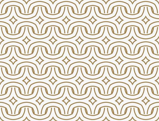 Moderne stilvolle geometrische Luxusbeschaffenheiten mit Linien nahtloser Klaps