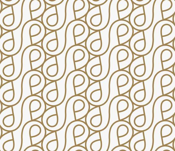 Modernas texturas geométricas elegantes de luxo com pat sem costura de linhas