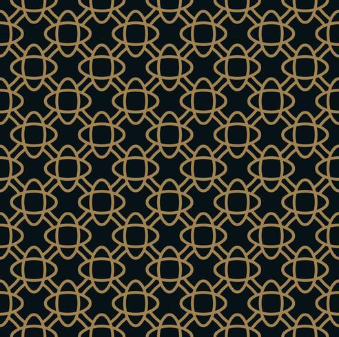 elegant line ornament pattern seamless pattern for background, w
