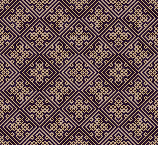 Vector sin patrón Textura con estilo moderno. Repitiendo fondo geométrico. Diseño gráfico lineal.