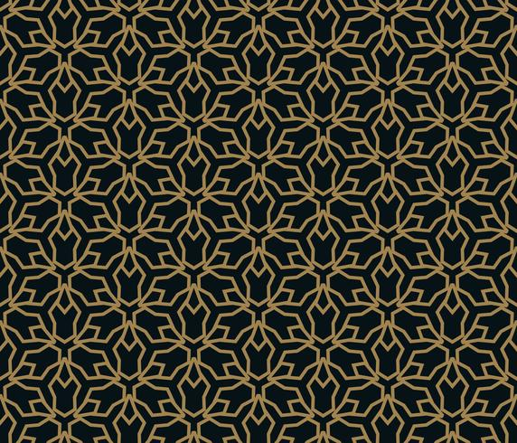 elegant fodral prydnadsmönster sömlöst mönster för bakgrund, w vektor