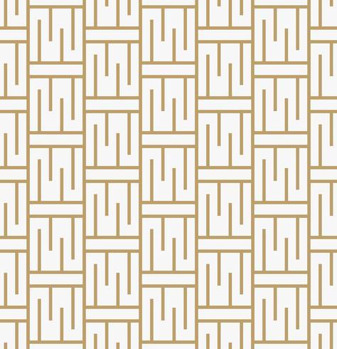 geometric seamless pattern with line, modern minimalist style pa