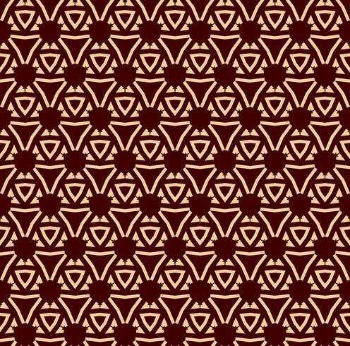 Motif géométrique de luxe. Modèle sans couture de vecteur. Linéaire moderne