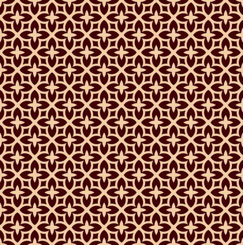 Luxury Geometric Pattern. Vector seamless pattern. Modern linear stylish texture. Geometric striped ornament.