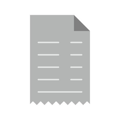 Vektor-Belegsymbol