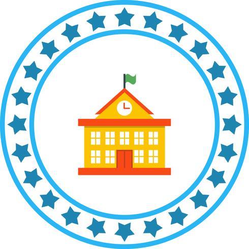 Vector school pictogram