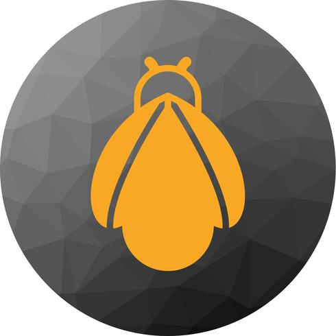 Vector Bee Icon