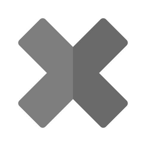 Vector Multiplicar Icono
