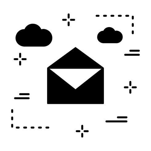 Vector brief pictogram