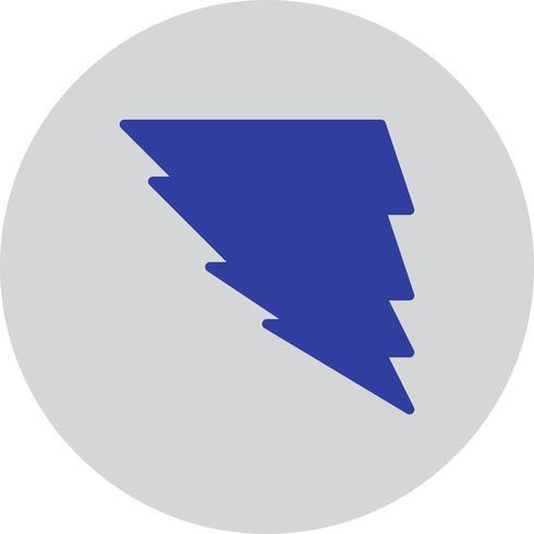 Vector Tornado Icon