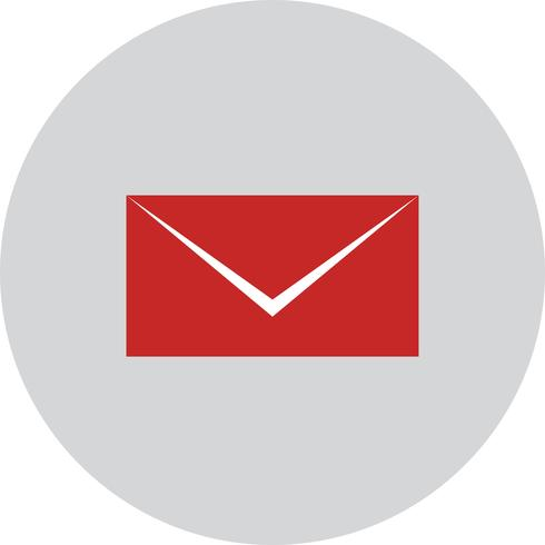 Vector Mail-pictogram