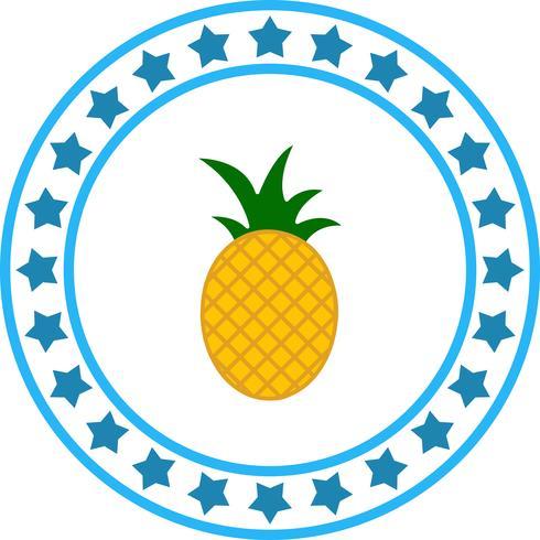 Vector Pine Apple Icon