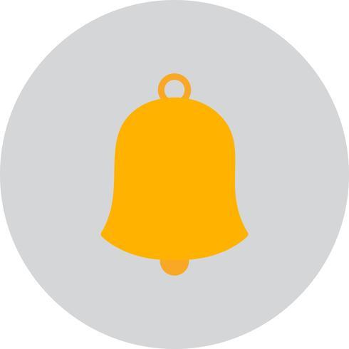 Icono de notificación de vector