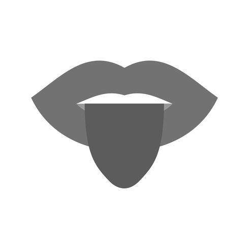 Vector tong pictogram