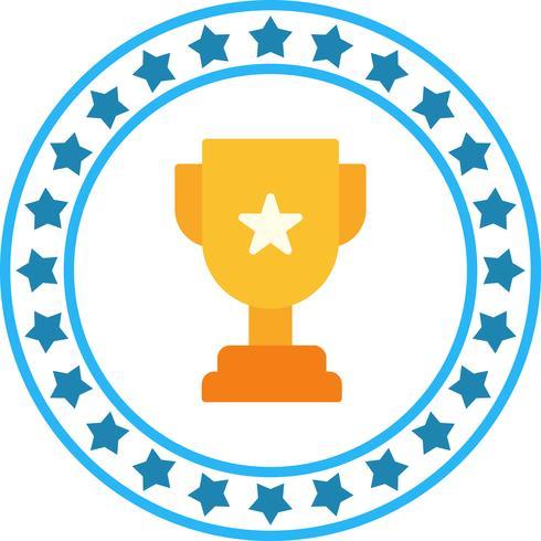 Vector trofee pictogram