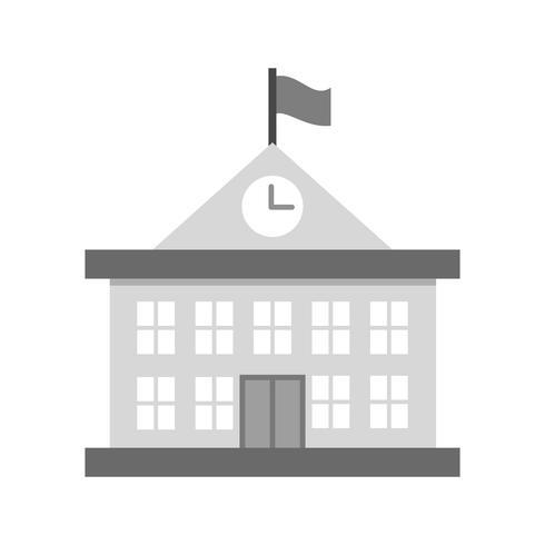 Vector School Icon