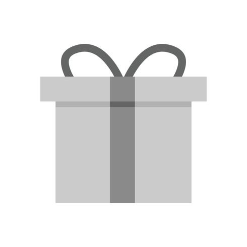 Vektor Present Box Ikon
