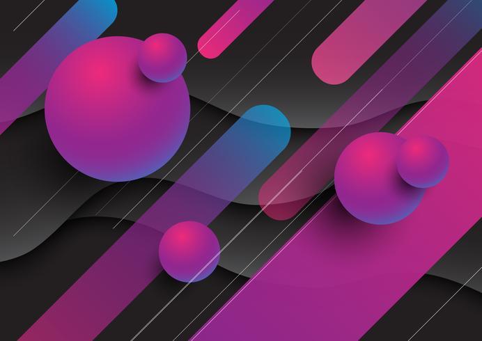 Abstracte corporate ontwerpachtergrond vector