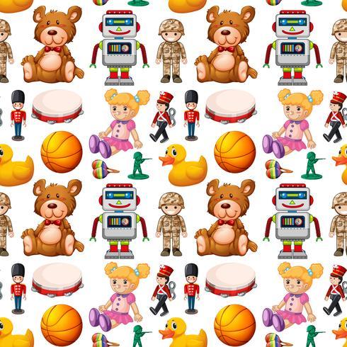 Sin patrón de juguetes