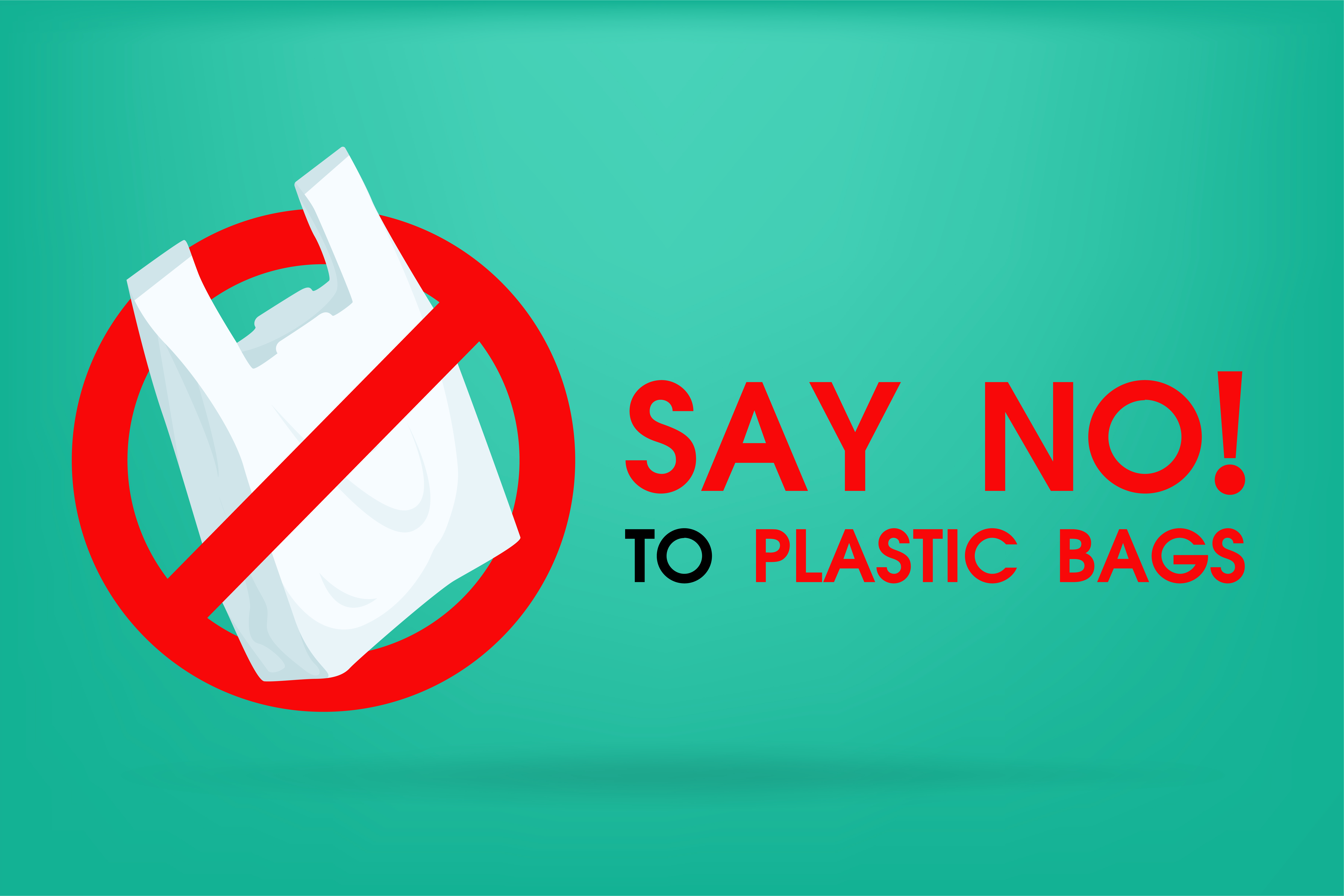 Ideas To Reduce Pollution Say No To Plastic Bag That Is