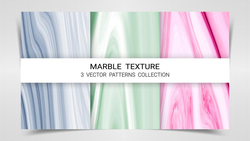 Backgrounds and Textures of Marble Premium Set Patterns Collection Template.