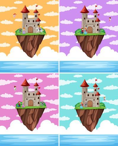 Satz der Fantasieschlossinsel