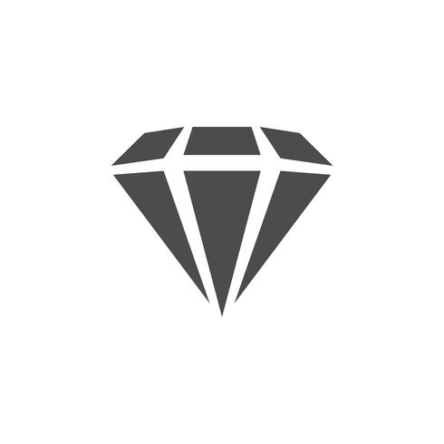 Diamond Shape Logo Template Illustratieontwerp. Vector EPS 10.