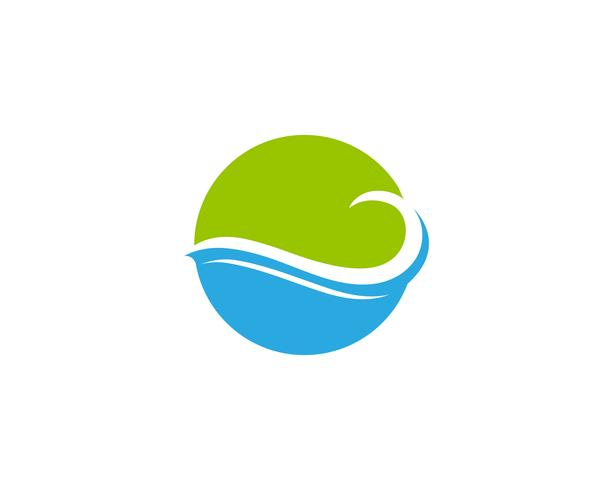 Ecology logo illustration - Vectors