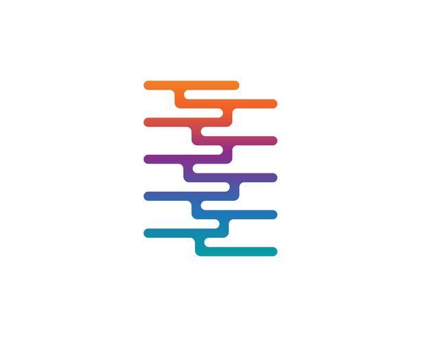 Schallwelle Illustration Logo Vektor Icon