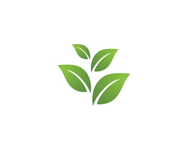 Illustration logo écologie - Vecteurs