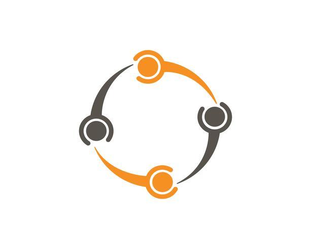 Infinity enhet Design Vector ikon illustration Logo mall
