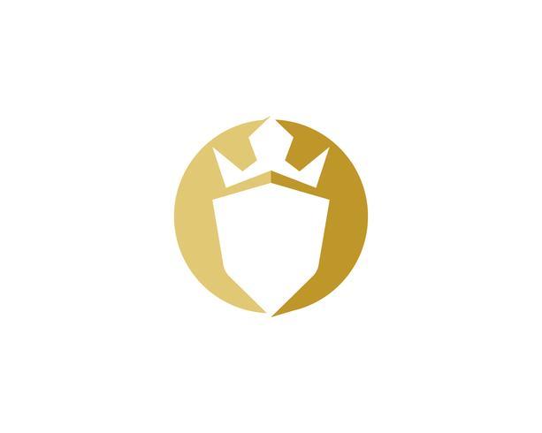 Símbolo de escudo para el diseño de su sitio web, logotipo, aplicación, interfaz de usuario. Vector