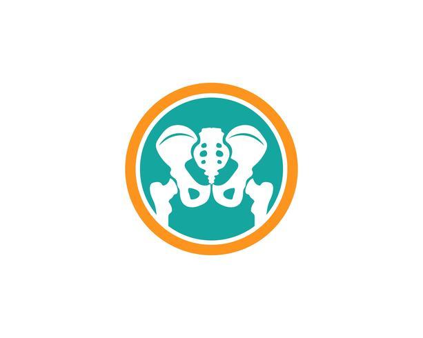 Bot logo vector sjabloon vector