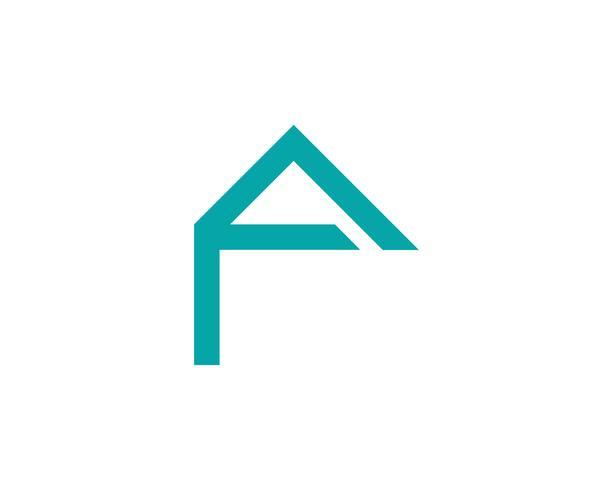 Iconos de logotipo y símbolos de edificios de casa