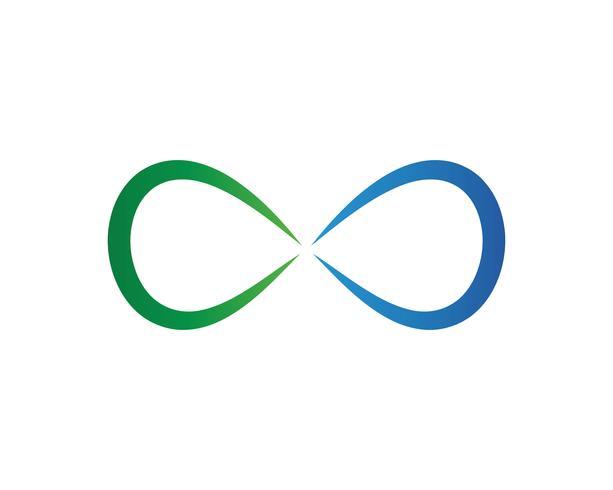 Infinity Design Vector