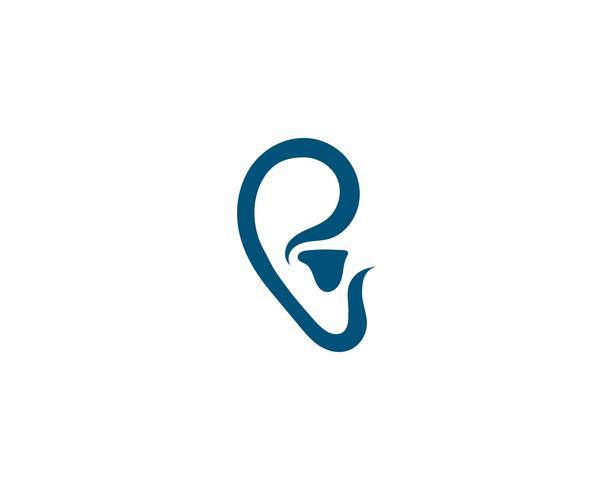 Icono de vector de plantilla de logotipo de audiencia