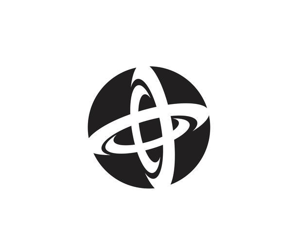 Illustration vectorielle de tornade symbole vecteur