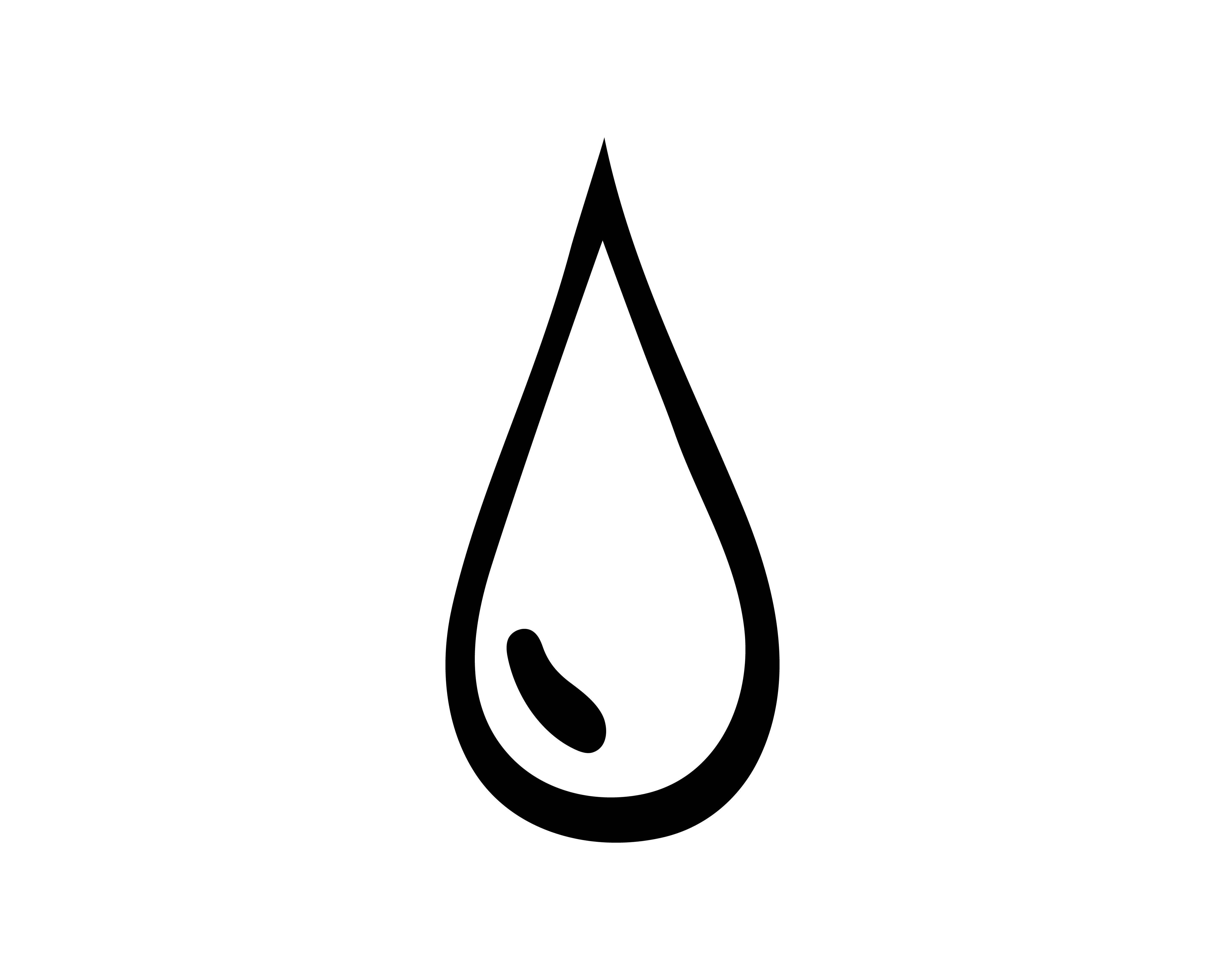 Water drop black n color logos - Download Free Vectors ...