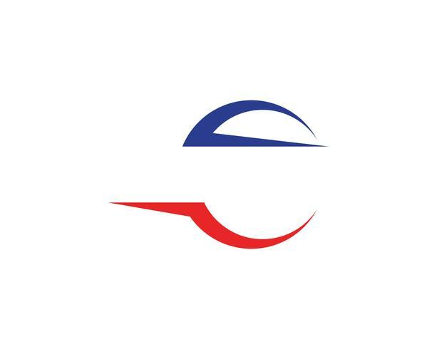 logo circulo y simbolos vectoriales
