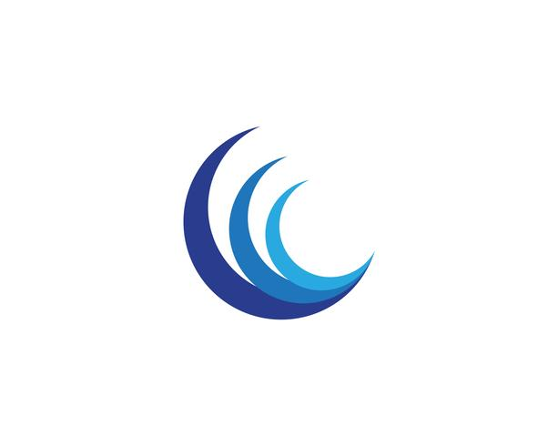 Kreis-Logo und Symbole Vektor